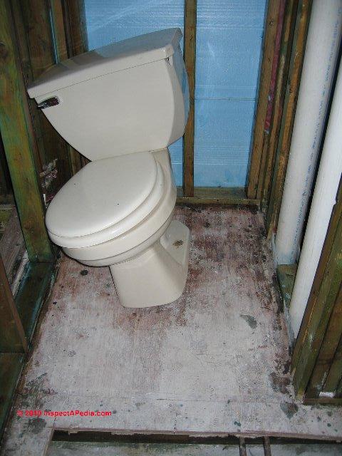 loose toilet fell over c daniel friedman