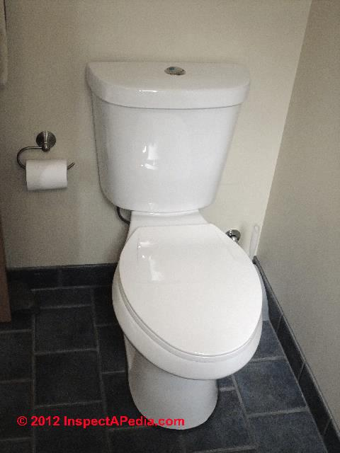 Toilets: designs, types, installation, repairs, Index to Articles