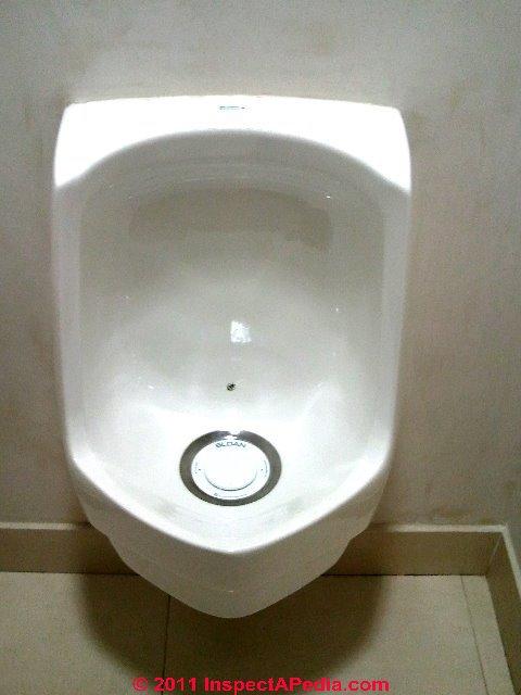 Bathroom Urinal: Urinal & Toilet Flushometer Valve Repair Guide: Guide