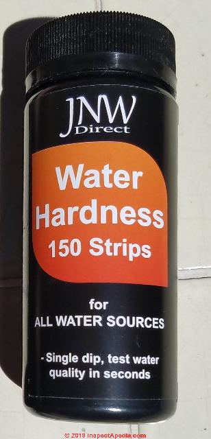 Water Hardness Test