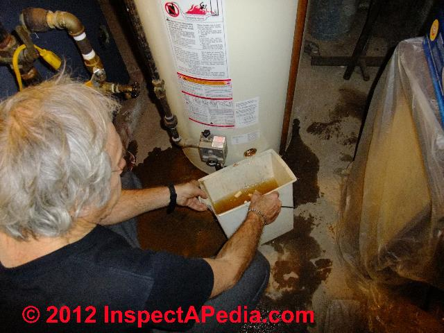 Hot Water Heater Repair FAQs. Cylinder Calorifier Diagnose & Repair