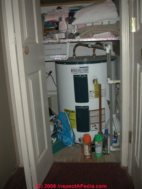 Electric Water Heater Cylinder Diagnosis Amp Repairs How