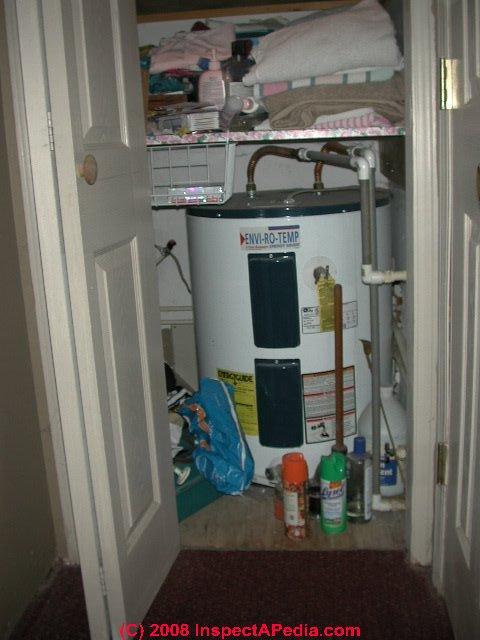 Hot Water Heater Tank Lime  U0026 Scale Removal Procedure  De