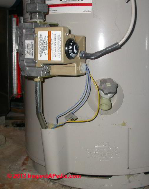 wiring diagram for thermo couple gas floor furnace   50