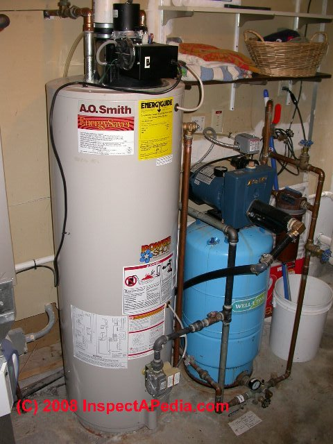 Natural Gas Water Heater Installation Cost