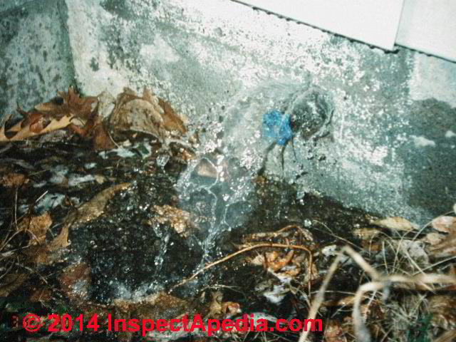 Fix Leaky Pipes In Buildings Emergency Other Repair Methods To Shut Off Building Water And Or Supply Drain Piping