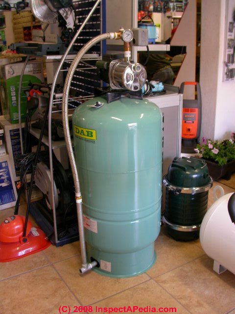 Gravity Water Pump Water Pressure Booster Pump