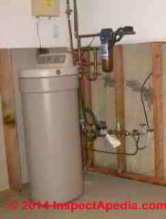 Water softener diagnosis FAQs © Daniel Friedman