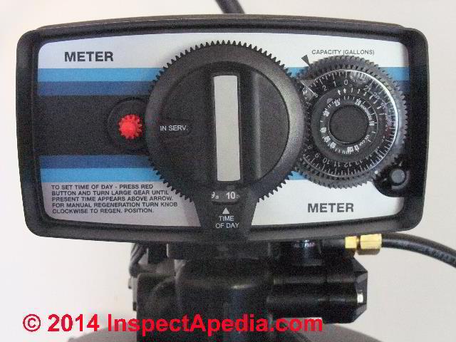 Water Softener Bypass Valve Operation Amp Repair Guide