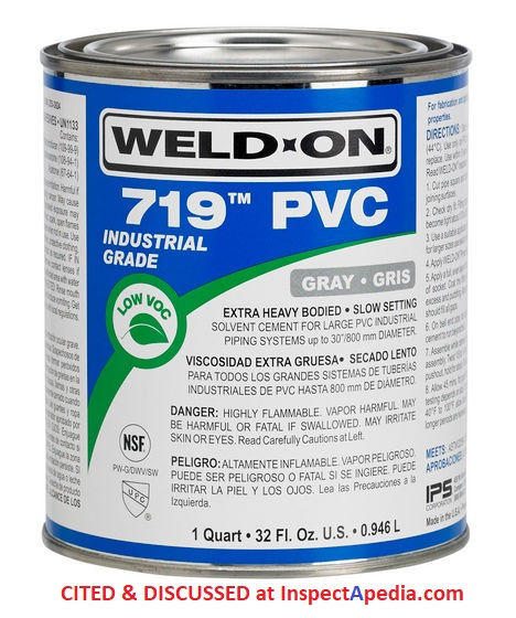 Pvc Cpvc Cement Hold Set Cure Times Glue Set Cure Times Needed To Avoid Poor Or Leaky Plastic Pipe Joints Connections