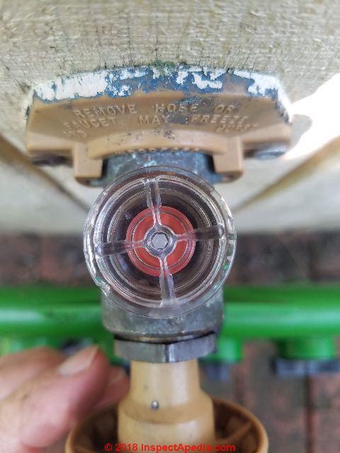 Frost Proof Sillcock Installation Amp Leak Repair