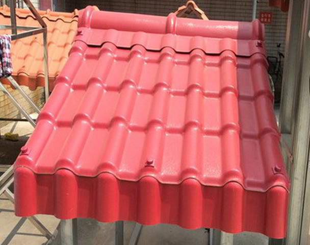 Plastic Or Synthetic Roofing Products Materials