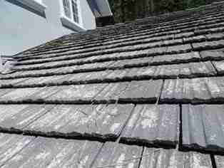 American cemwood roof shake litigation how to file a for Fiber cement composite roofing slate style