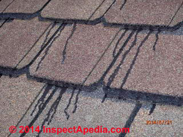 Asphalt Shingle Temperatures Comparison Of Asphalt Shingle