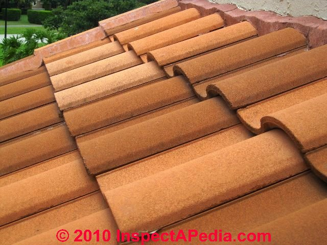Concrete roof concrete roof tiles concrete roofing for Buy clay roof tiles online