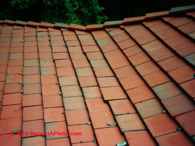 Clay Roofing Tile Fastening Specifications