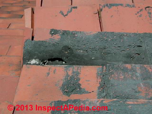 Clay Tile Roof Flashing Leaks