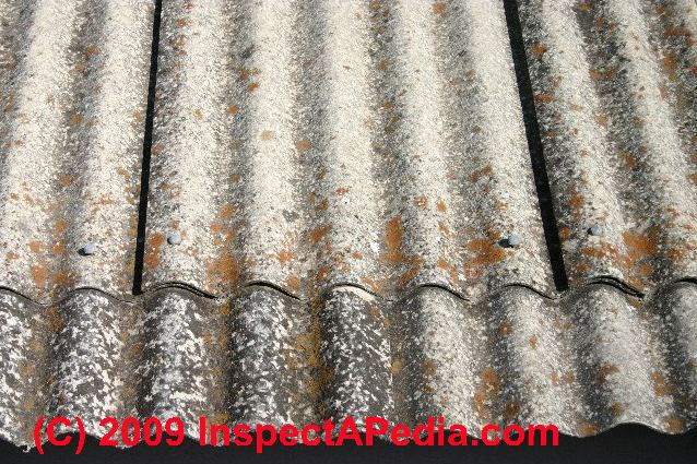 Guide To Corrugated Asbestos Cement Roof Covering Materials