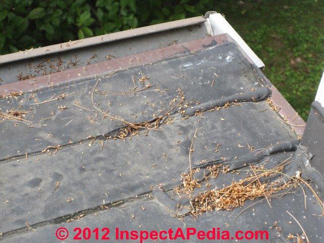 Epdm Rubber Roof Installation And Repair Details C Daniel Friedman Eric  Galow