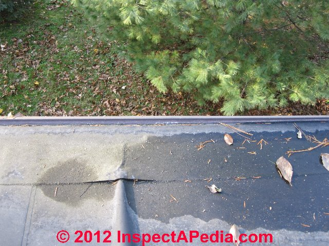 Membrane Epdm Rubber Roofing Leak Repair Guide