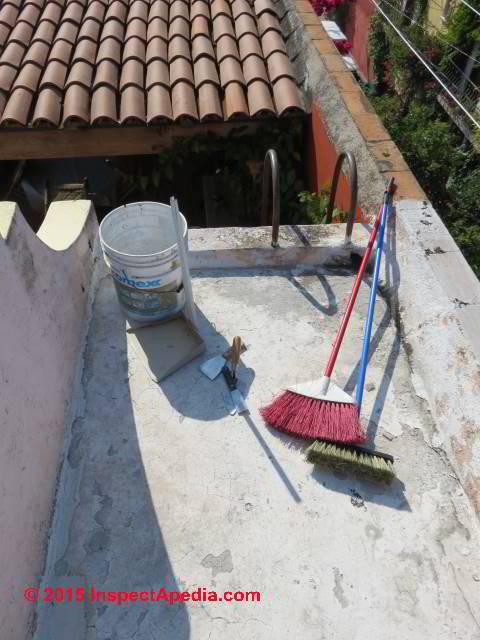 Flat Roof Leak Diagnosis U0026 Repair (C) Daniel Friedman
