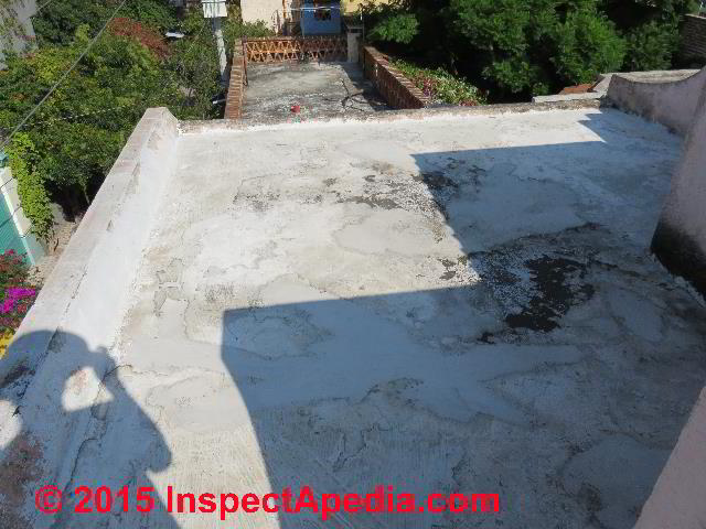 Flat Roof Leak Diagnosis & Repair: how to find leaks in a