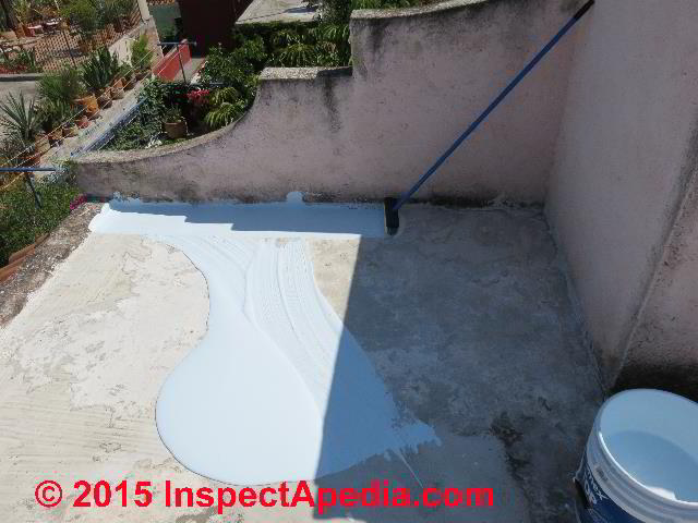 Repair Concrete Roof Floor Slab