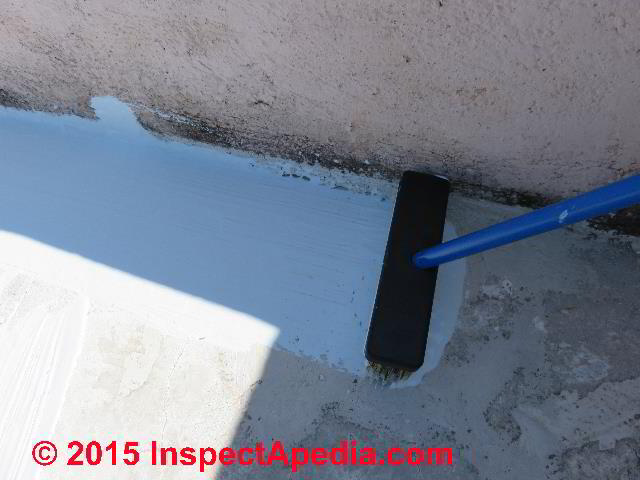 Flat Roof Leak Diagnosis Amp Repair How To Find Leaks In A