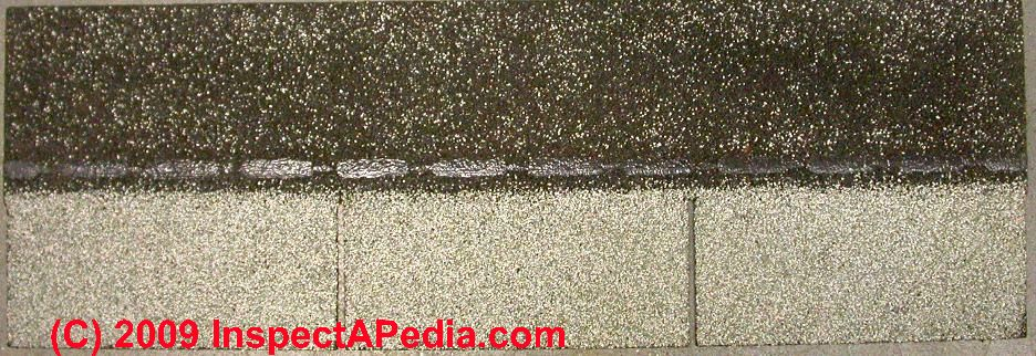 Asphalt Shingle Cellophane Strip Guide Leave Or Remove