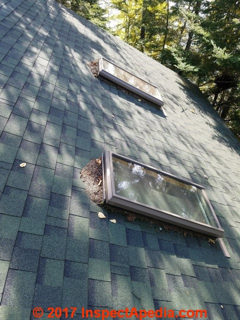 Roof Stain Identification Diagnosis Cause And Cure
