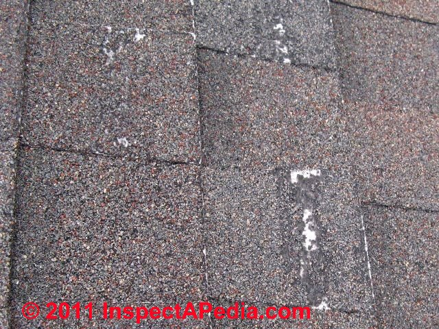 Thermal Splitting or Cracking Asphalt Roof Shingles Asphalt Roof – Laminated Asphalt Roofing Shingles