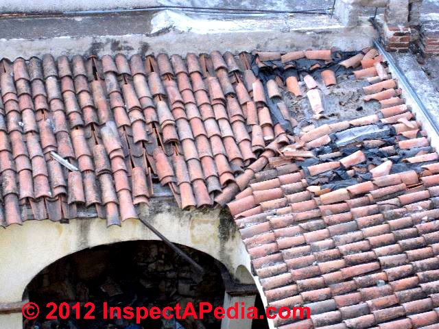 Clay Tile Roof Identification, Inspection, Installation