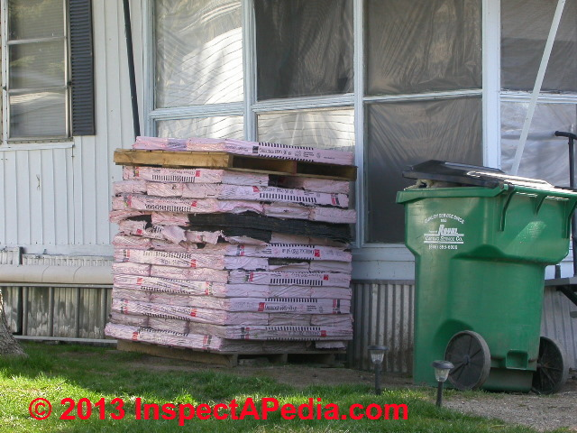 Roof Shingle Storage Conditions Affect Future Roof Life