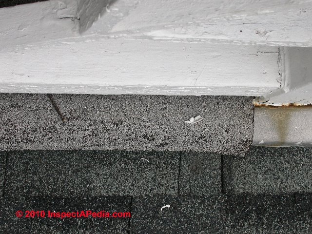 Bitumen Membrane Roofing : Modified bitumen roof life defects wear coatings