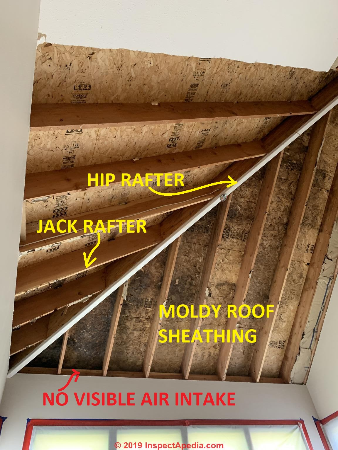 Solutions For Hard To Vent Roofs Amp Ceilings Approaches To
