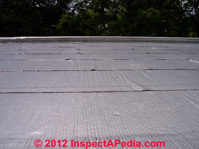 Roof Underlayment L And Stick C Inspectapedia