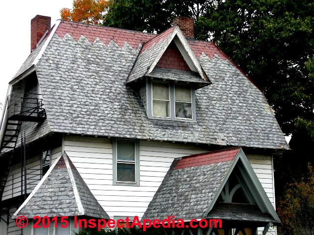 Ribbon Slates Amp Ribbon Slate Roofs Appearance Life