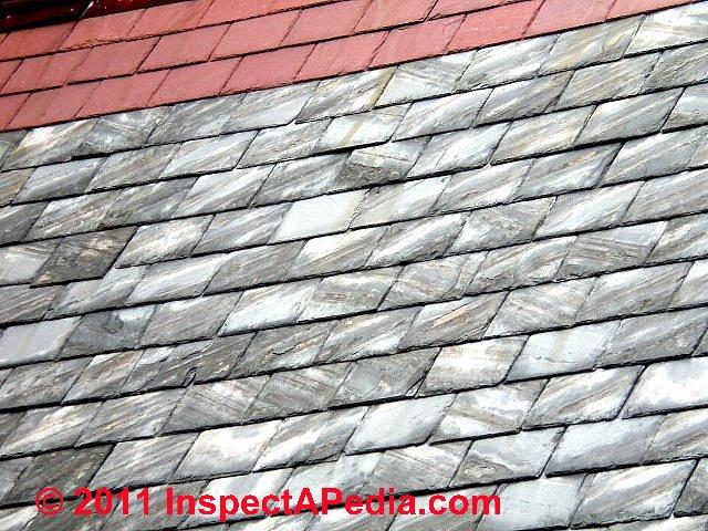 Slate Roof Wear Aging Amp Durability Slate Roof Life