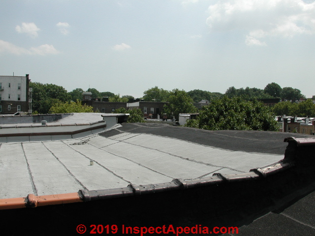Roll Roofing Installation, Asphalt & SBS Roofing Products