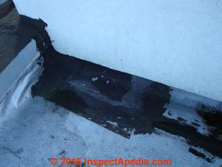 Roof Repair Using Roof Sealants Mastics Coatings