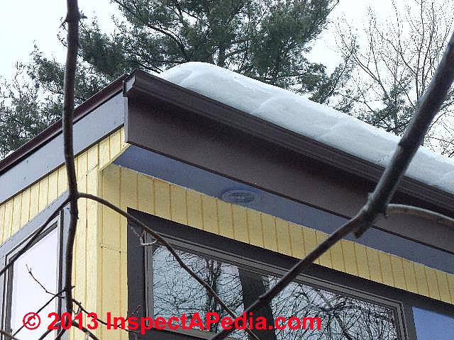 Snow Guards For Glass, Plastic Or Metal Roofs How To Install Snow Guards On  Smooth Surfaced Roofs
