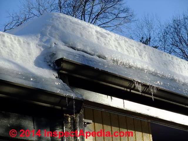 Snow Guard Failures Amp Damage