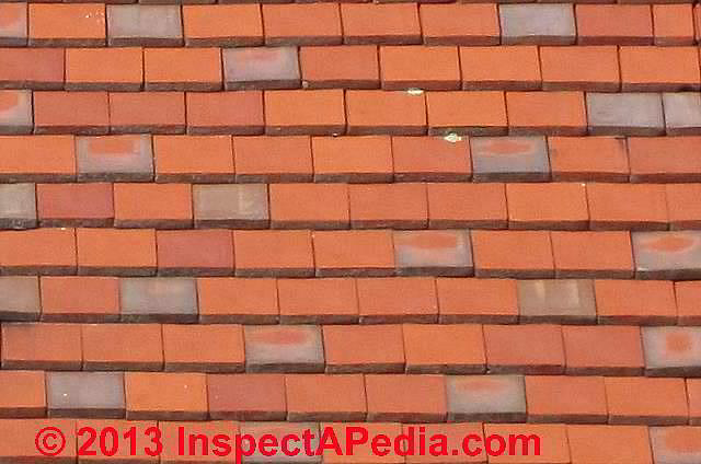 Clay Tile Roof Damage Leaks Or Wear Inspection Causes Cures