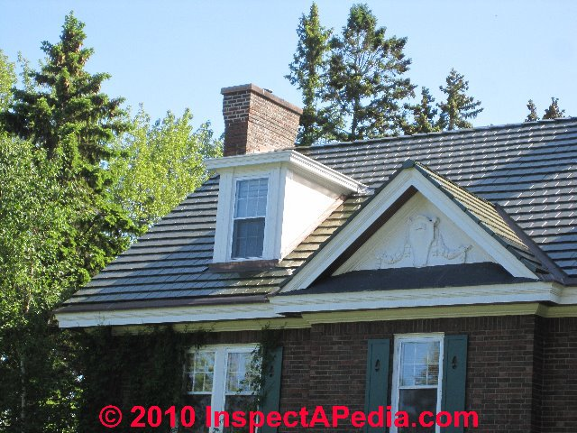 Clay Tile Roof Identification Inspection Installation Repair Details