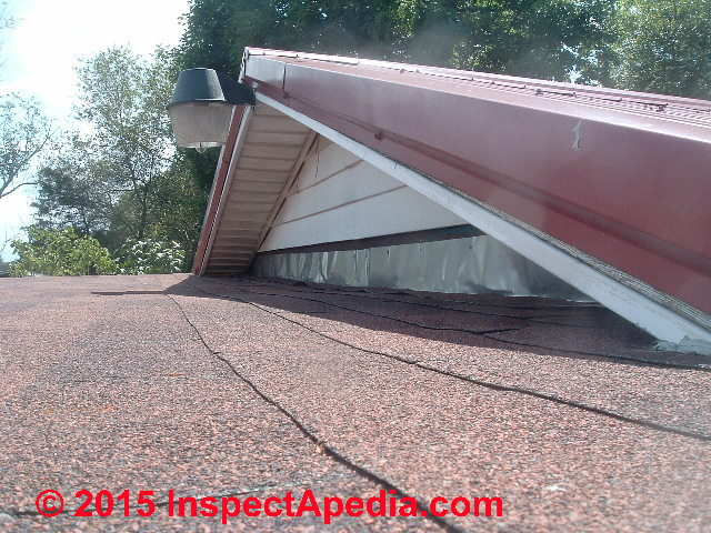 Wall Flashing Amp Roof Wall Flashing Errors And Causes Of Leaks