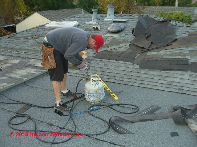 Modified Bitumen Roofing Types, Product Sources, Installation, Defects,  Repairs