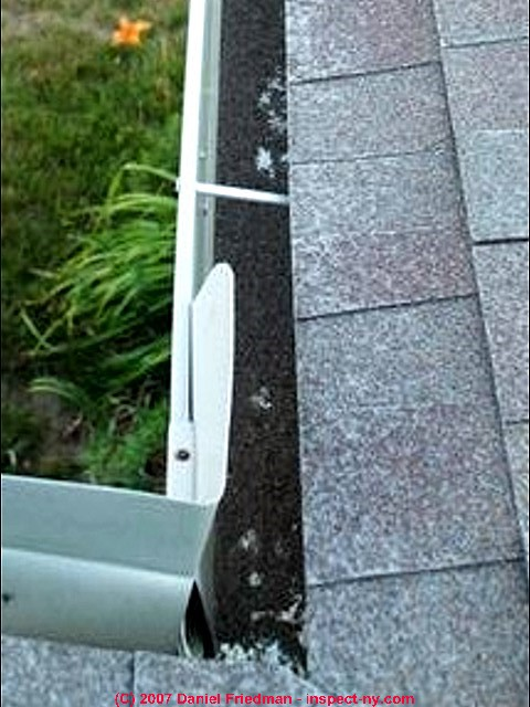 If Not Having A Problem With 6 Yo Roof And No Drip Edge