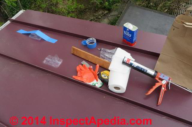 Glue On Roof Snow Guards How To Install Adhesive Snow