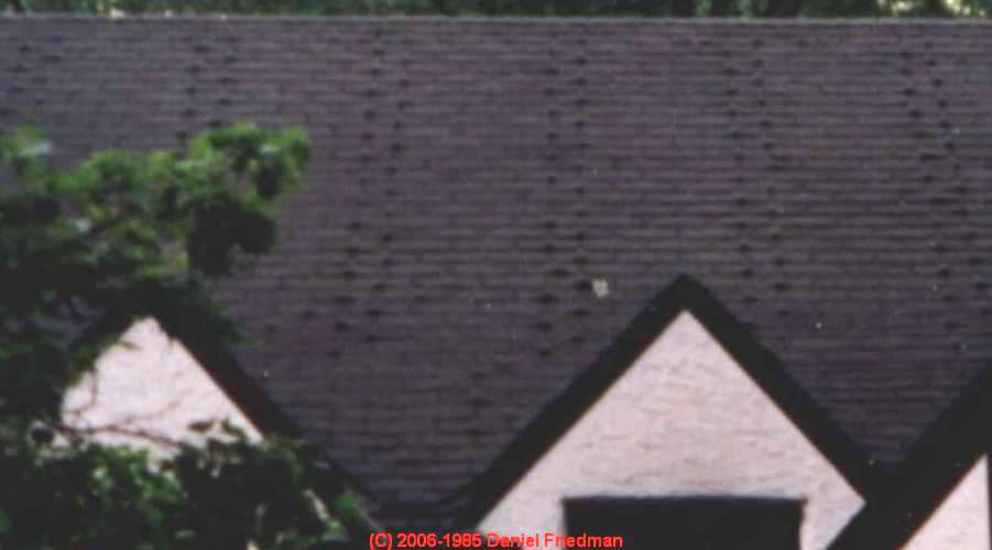 Shingle Fishmouth Curling As A Sign Of Asphalt Shingle