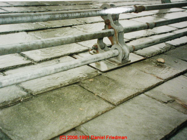A Photo Guide To Slate Roof Hardware Amp Snow Guards